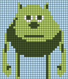 Easy Perler Bead Patterns, Diy Perler Beads, Perler Bead Art, Cross Stitch Art, Cross Stitch Designs, Cross Stitching, Cross Stitch Patterns, Minecraft Pixel Art, Minecraft Designs