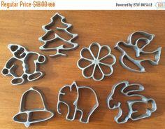 Sale Rosette Cookie Iron Nordic Ware 7 Molds by TreasureofMemories