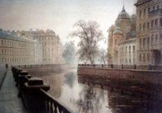 Петербург. Майский дождь (700x488, 103Kb)
