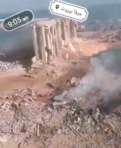 Aerial footage surveying the injury finished to the Port of Beirut, our important economic hub, because of to the large explosion on August 4th, 2020. Grain silos can also be viewed being damaged – latest #epic fails funny , #fails meme , #gif fail , #picture fails , #pin fails    #FailByError, #FunnyPeopleFails, #LolFails, #TxtFails, #WhenAllElseFailsQuotes