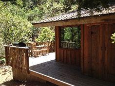 Casa pequeño luxury cabin with rustic appeal close to ocean