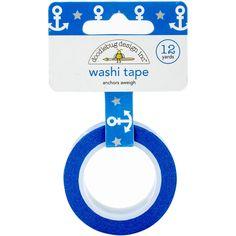 Doodlebug Washi Tape - Anchors Aweigh