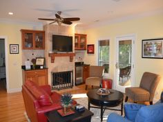 Palmetto Dunes Rental Homes - Hilton Head - 6 Shelley Court 5 bd.