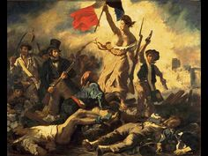 Liberty Leading the People. Delacroix