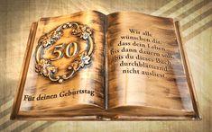 50. születésnapra mindenki nagy izgalommal készül, nemcsak az ünnepelt de a vendégek is szeretnék ezt a napot igazán emlékezetessé tenni. Books, Birthday, Livros, Libros, Book, Book Illustrations, Libri