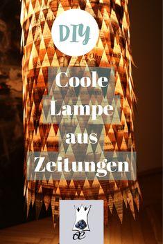 German, Youtube, Old Newspaper, Goodies, Craft Tutorials, Creative Ideas, Gifts, Deutsch, German Language