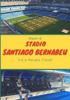 Santiago Bernabeu, Real Madrid, Iris, Basketball Court, Sports, Travel, Hs Sports, Viajes, Destinations