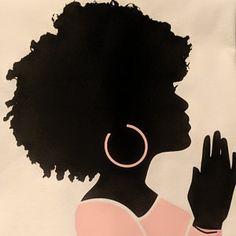 red church woman svg church woman svg file church woman png church woman file church woman sticker church woman svg file for cricut african Black Love Art, Black Girl Art, Black Girl Magic, Art Girl, Black Woman Silhouette, Silhouette Clip Art, Silhouette Design, Black Art Painting, Black Artwork