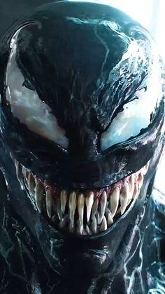 Marvel Avengers Movies, Marvel Comics Superheroes, Iron Man Avengers, Marvel Films, Marvel Art, Marvel Heroes, Marvel Venom Movie, Film Venom, Venom Wallpaper