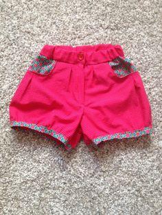 "Shorts ""Blomma"" (Farbenmix)"