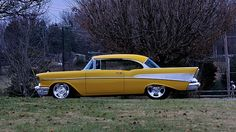 1957 Chevrolet Bel Air...repin brought to you by #HousofInsurance in #EugeneOregon