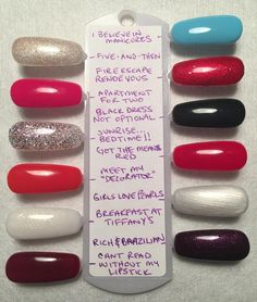 opi breakfast at tiffanys collection