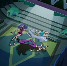Winx Club, Friend Pictures, Vampire Diaries, Wall Collage, My Little Pony, Witches, Gothic, Fanart, Cartoons
