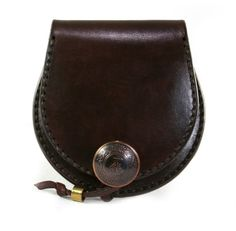 LEATHER Coin PURSE Handmade Coin Wallet with Japanese por MannAndCo