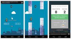 """Tras la fiebre del juego para móvil """"Flappy Bird"""", que consiguió récord de descargas en 2014, han sido muchos los desarrolladores que se han aventurado a lanzar sus propias versiones.Ahora llega a los dispositivos móviles un juego inspirado en las Fallas de Valencia y en este juego. """"La Fall... La empresa de desarrollo de aplicaciones Develapps lanza el juego La Fallereta en http://yeep.ly/1d0C43L"""