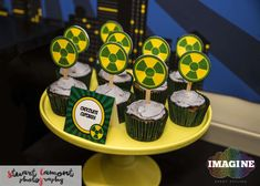 Leo's Avengers Birthday Party | CatchMyParty.com
