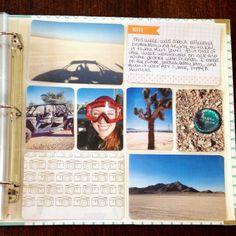 project life layouts by ramble kat ramble