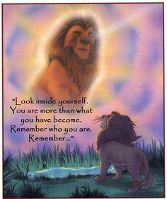 63 Ideas Tattoo Disney Quotes Life Lessons The Lion King For 2019 Simba Disney, Disney Lion King, Disney Movie Quotes, Disney Movies, Funny Disney, Disney Pics, Tattoo Quotes About Life, Life Quotes, Lion King Quotes