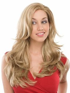 Topquality Wavy Long Synthetic Wig - Image 1