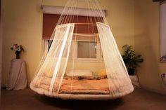 Lebegő ágyak