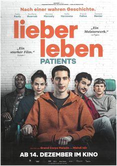 LIEBER LEBEN PATIENTS -  2017 - ORIG. FILMPOSTER A4