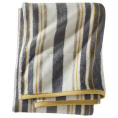 1000 images about yellow and grey beach house bath on pinterest fabric basket shower. Black Bedroom Furniture Sets. Home Design Ideas