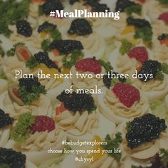 #mealplanning Journal Prompts, Meal Planning, Budgeting, Meals, How To Plan, Food, Meal, Essen, Budget Organization