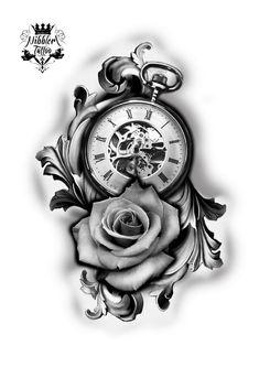 Die 213 Besten Bilder Von Taschenuhr Pocket Watch Arm Tattoo Und