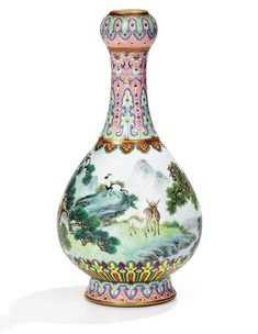 An Extraordinary Chinese Vase Discovered in a French Attic | Sotheby's
