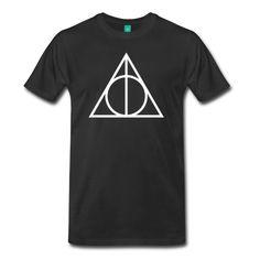 Harry Potter Mens T-shirt DEATHLY HALLOWS  //Price: $19.99 & FREE Shipping //     #HarryPotter #Potter #HarryPotterForever #PotterHead #jkrowling #hogwarts #hagrid #gryffindor #Hermione #ronweasley #felton #l4l #f4f #s4s #slytherin #scar #draco #dracomalfoy #tomfelton #hermionegranger #dumbledore #malfoy #jamespotter #voldemort #peterpettigrew #nevillelongbottom #prongs #jewelry #snitch
