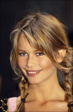 Lovely young Claudia.