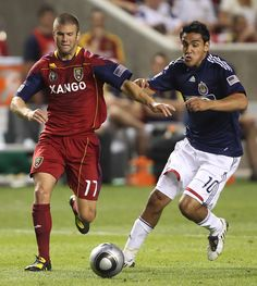 Chivas USA v Real Salt Lake, MLS, Major league Soccer, USA Soccer, USA football, Western Conference  www.mlsfever.com