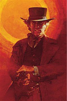 David Grove, Pale Rider