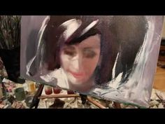 How Igor Sakharov taught to draw pictures - YouTube