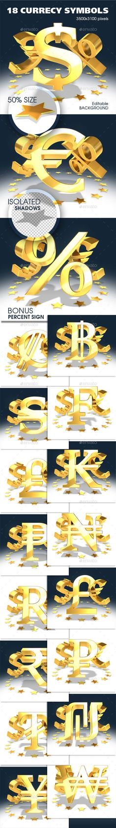 Currency Symbols Fonts Logos Icons Pinterest Currency Symbol