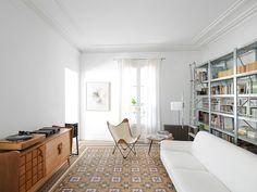 Reforma vivienda en Ciutat Vella, Barcelona - Oliveras Boix Arquitectos