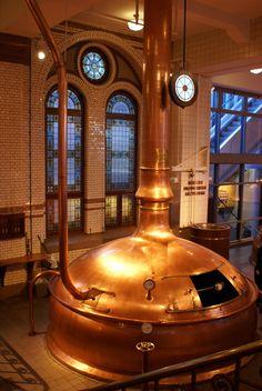 Heineken Museum, Amsterdam - March, 2011