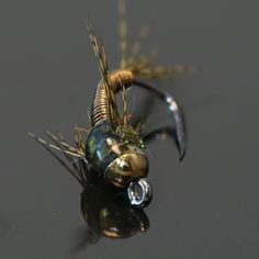 Sculpin Olive nymph