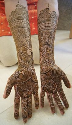 Mehndi maharani finalist: Art of India (Henna By Purvi) Full Mehndi Designs, Latest Bridal Mehndi Designs, Indian Mehndi Designs, Mehndi Designs For Girls, Mehndi Design Pictures, Wedding Mehndi Designs, Mehndi Images, Engagement Mehndi Designs, Mehendhi Designs