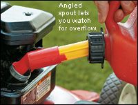 Auto Shut-Off Spout - Gardening Lee Valley, Wood Turning, Outdoor Power Equipment, Woodworking, Gardening, Turning, Lawn And Garden, Woodturning, Carpentry