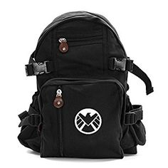 Star Wars Choose Wisely Light Side Dark Side Sport Heavyweight Canvas  Backpack Bag in Black White Small -- Check this awesome product by going to  the link ... b20b4d0c4caf3