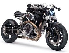 Confederate X132 Hellcat Bike