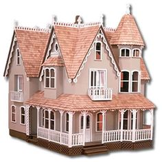1000 Images About Dollhouses On Pinterest Barbie Doll