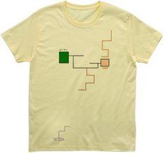 スポーツと芸術 : A.shit [フライスTシャツ] - デザインTシャツマーケット/Hoimi(ホイミ)
