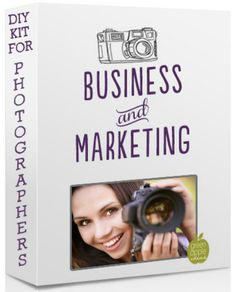 DIY kit for photographers by Green Apple Ideas Business and Marketing. Sounds like it could be very helpful.