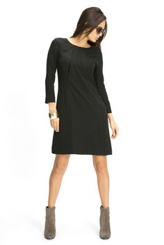 Mitera Designer Maternity Dress in the perfect, flattering A-Line shape. Warning: not cheap!