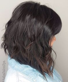 Angled Lob by Oliver at #ashawoodfield. #ashasalonspa