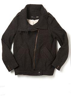 Sessun Zip-Up Jacket.