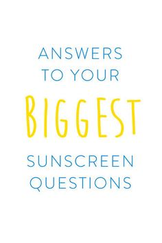 When it comes to sunscreen, we all know it's important to apply early and often. But beyond that, certain questions arise: Do sun protection factor (SPF) levels make a significant difference? Is a bit of sun important to ensure you're getting the necessary amount of vitamin D? Is a base tan helpful in avoiding a bad burn?
