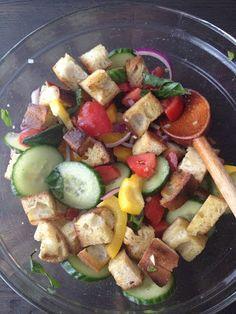 Panzanella Salad   D.M.R. Fine Foods